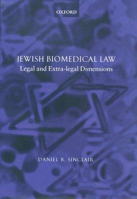 Jewish Biomedical Law PDF