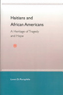 Haitians and African Americans