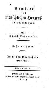 Aline von Riesenstein: Band 1