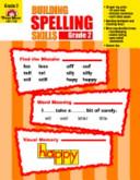 Building Spelling Skills, Grade 2