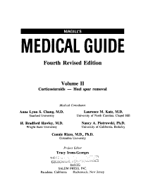 Magill s Medical Guide  Corticosteroids   Heel spur removal PDF