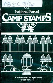 National forest camp stamps