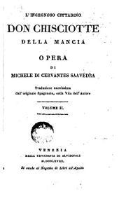 L'Ingegnoso cittadino Don Chisciotte della Mancia: Volume 3