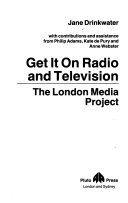 Get it on Radio and Television