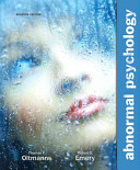 Abnormal Psychology PDF