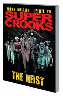 Download Supercrooks Premiere HC Book
