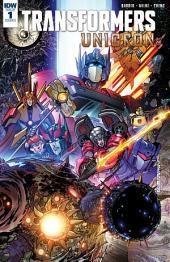 Transformers: Unicron #1
