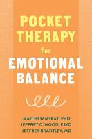 Pocket Therapy for Emotional Balance PDF