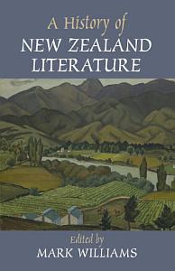 A History of New Zealand Literature PDF