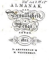 Almanak aan bevalligheid en deugd gewijd: Volume 2