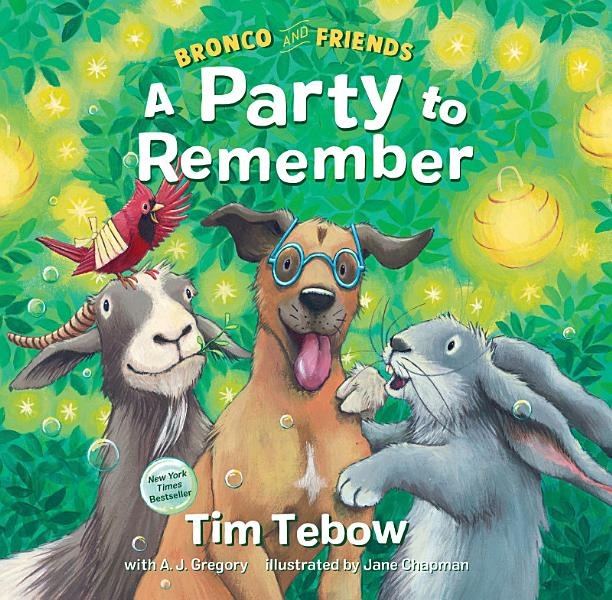 Download Bronco and Friends  A Party to Remember Book