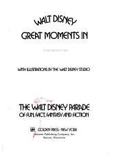 Great Moments in Fiction PDF