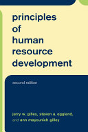 Principles Of Human Resource Development