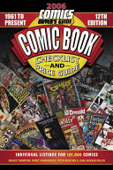 Comic Book Checklist and Price Guide