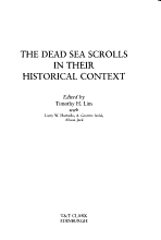 The Dead Sea Scrolls in Their Historical Context PDF