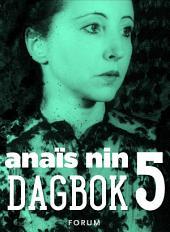 Dagbok 5: 1947-1955