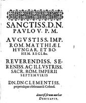 De sacr. Rom. imperii septemuiratu commentarius a. Christophoro Gewoldo I.V.D