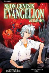 Neon Genesis Evangelion, Vol. 9: tell me, I pray thee, thy name