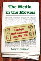 The Media in the Movies PDF
