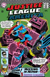 Justice League of America (1960-) #52