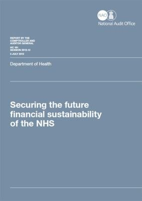 Securing the future financial sustainability of the NHS PDF
