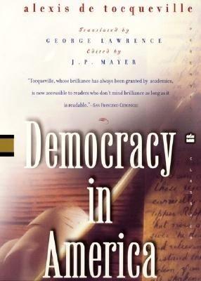 Download Democracy in America Book