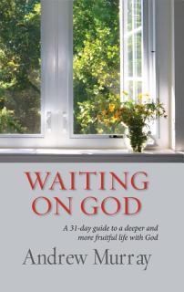 Waiting on God  eBook  Book