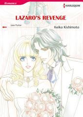 LAZARO'S REVENGE: Harlequin Comics