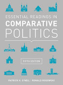 Essential Readings in Comparative Politics Book
