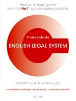 English Legal System Concentrate PDF