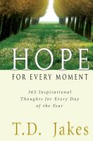 Hope for Every Moment PDF