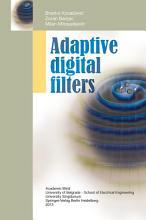 Adaptive Digital Filters PDF