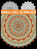 Mandala Adult Coloring Book PDF
