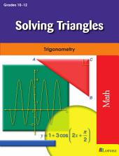 Solving Triangles: Trigonometry