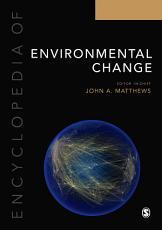 Encyclopedia of Environmental Change PDF