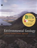 Environmental Geology  An Earth Systems Science Approach PDF