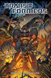 Transformers: Robots in Disguise Vol. 2