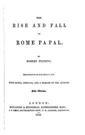 The Rise and Fall of Rome Papal