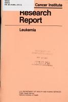 Leukemia PDF