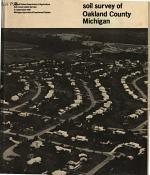 Soil Survey of Oakland County, Michigan