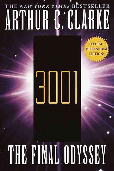 Download 3001 The Final Odyssey Book