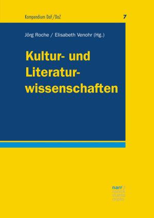 Kultur  und Literaturwissenschaften PDF