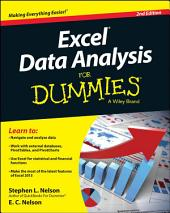 Excel Data Analysis For Dummies: Edition 2