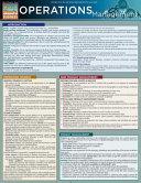 Quick Study Business Operations Management PDF