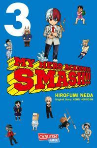 My Hero Academia Smash 3 PDF