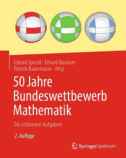 50 Jahre Bundeswettbewerb Mathematik PDF