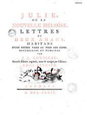 Collection complète des oeuvres de J.J. Rousseau