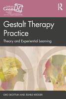 Gestalt Therapy Practice PDF