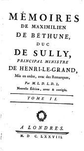 Mémoires: Mis en ordre,avec des remarques, Volume2