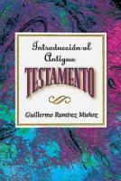 Introduccin al Antiguo Testamento AETH PDF